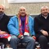 Başkan Erdem, futbol camiasının renkli isimlerini ağırladı