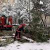 Kadıköy Belediyesi'nin işini itfaiye ekipleri yapıyor
