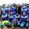 Başkan Türkmen, başını yere eğdirmeyen ekibine teşekkür etti