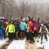 Çekmeköylüler soğuk havaya rağmen maratonda yarıştı