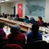 Ataşehir AK Kadınlara kanserle mücadele eğitimi