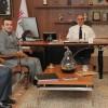 KEYAP Başkanı Kuriş, Başkan Can'ı ziyaret etti