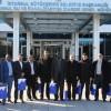 Fizan Belediye Başkanları İSKİ'de
