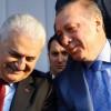 Cumhurbaşkanı Erdoğan, Başbakan Yıldırım görüşmesi sona erdi