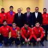 Sancaktepe Belediyespor Güreş Takımı Lig'e hazır