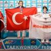 Sancaktepe Belediyespor'un Tekwondocularından 6 madalya