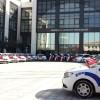 Ümraniye Belediyesi'nden ilçe emniyet müdürlüğüne 28 araç