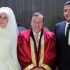 Başkan Kadıoğlu, Dal ile Çolak çiftinin nikahını kıydı