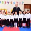 Başkan Erdem, çocuklarla buluştu