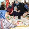 Tuzlalı AK Kadınlar, sandıkları güvenceye aldı