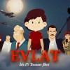 """Ümraniye Belediyesi'nden 15 Temmuz temalı """"Evlat"""" adlı çizgi filmi"""
