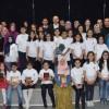 Ümraniye'de İstiklal Marşı yarışmasında büyük heyecan vardı