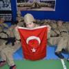 Çengelköy İlkokulu'nda 'Çanakkale Ruhu' yaşatıldı