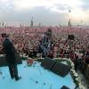 Başkomutan Recep Tayyip Erdoğan milyonlarla buluştu