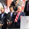 Başbakan Yıldırım, son mitingi Arnavutköy'de yaptı