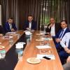 Anadolu Yakası Belediye Başkanlarının aylık buluşması