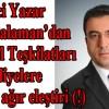 Sabri Balaman, İstanbul teşkilatlarını ve belediyeleri topa tuttu!