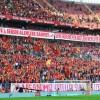 Galatasaray seyircisinden anlamlı Miraç Kandili pankartı