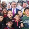 Üsküdar'da savaş mağduru çocuklar için 23 Nisan etkinliği