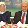 Başbakan Yıldırım'ın eşi Semiha Yıldırım, 23 Nisan Çocuklarını Dolmabahçe'de ağırlıyor