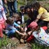 Beykoz Kent Konseyi'nden hatıra ormanında fidan dikimi