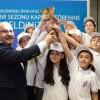 Ümraniye'de Şehit Ömer Halisdemir spor finali