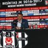 """Şenol Güneş, """"Beşiktaş'ta uzun vadeli planlarım var"""""""