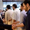 Başkan Erdem, çalışma arkadaşlarıyla bayramlaştı