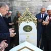 Cumhurbaşkanı Erdoğan ve Başbakan Yıldırım, Varank'ın kabrinde