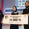 Ömer Halisdemir Özel Ödülü Mehmetçik Vakfı'na bağışlandı