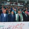 Üsküdar Üniversitesi'ne yakışır mezuniyet töreni