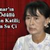 Ang San Su Çi, Müslüman katilidir!