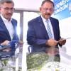 Bakan Özhaseki 'Örnek Dönüşüm' için Üsküdar'da