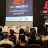 """İBB Başkanı Topbaş, """"Depremle birlikte yaşamak bu şehrin bir gerçeğidir"""""""