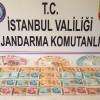 İstanbul'da sahte para ele geçti