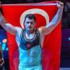 Rıza Kayaalp, 'Dünya Şampiyonu' oldu