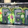 Şehit Eren Bülbül için grafiti çalışması