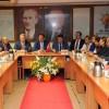 AK Parti Kadıköy, Bakan Özhaseki'yi ağırladı