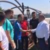 Başkan Can'ın Ümranispor'un ekibiyle moral motivasyon buluşması