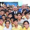 Başkan Erdem, eğitim-öğretimin ilk günü okulları ziyaret etti