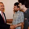 Başkan İsmail Erdem, Şehit yakınları ve gazilerle biraraya geldi
