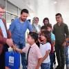 Başkan Türkmen, Suriye'deki savaşta yetim kalan çocuklarla buluştu
