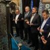 Başkan Uysal, mesaisini Eyüp Sultan'dan başlattı