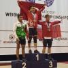 Milli Halterci Caner Toptaş, Avrupa Şampiyonu