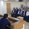Mustafa Ataş, ilçe teşkilatlarıyla bayramlaştı