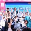Üsküdar Belediyesi'nin sünnet ettirdiği çocuklar Kâtibim Festivali'nde
