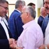 Üsküdar'da bayramlaşma buluşması