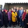 AK Kadınların azmi, gayreti Arakanlı Müslümanlar için