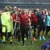 Ali Ağaoğlu'dan Ampute Milli Futbolcularımıza ağalık jesti!