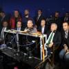 Başkan Mevlüt Uysal, 'İstanbul Muhafızları' film setinde